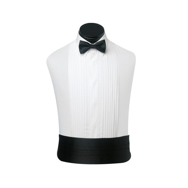 Pleated Conventional Collar