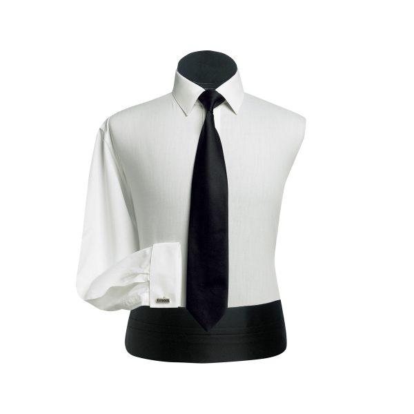 Spread Collar Double Cuff