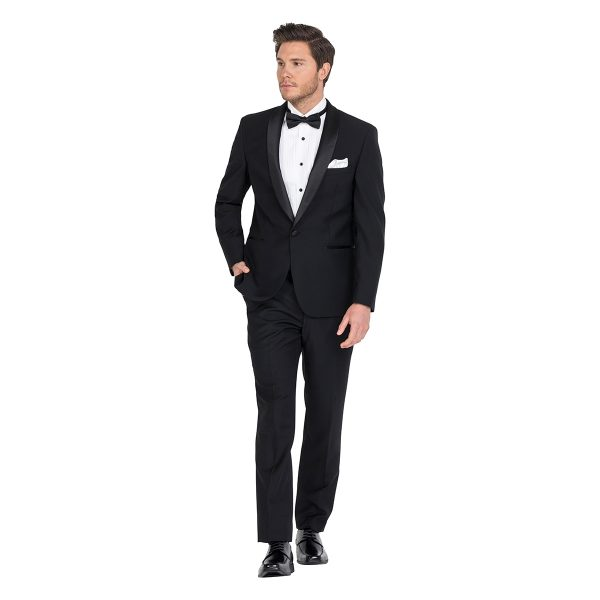Anton School Ball Hire Dinner Suit