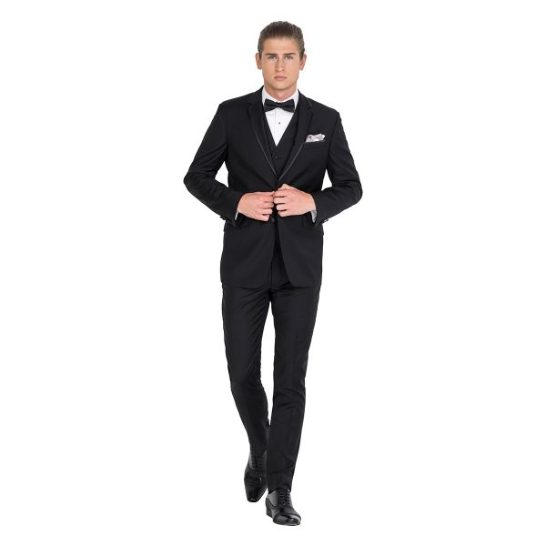 DHJK002 Tailored Tuxedo School Formal Jacket