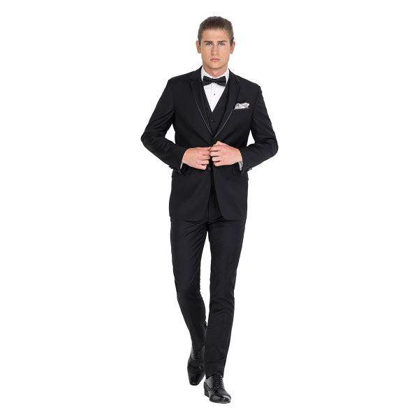 DHJK002 Tailored Tuxedo School Formal Jacket
