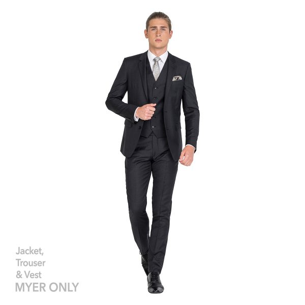DHJK106-02 Tailored Fit Jacket
