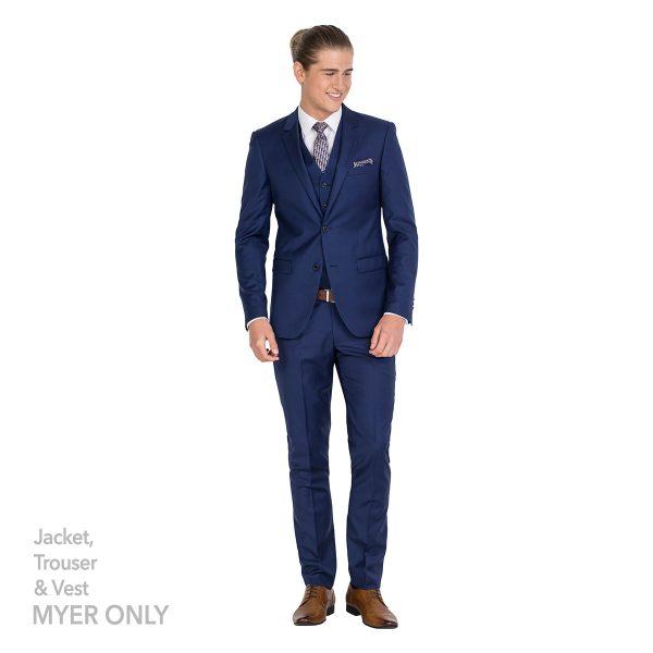 DHJK106-15 Rich Blue Jacket