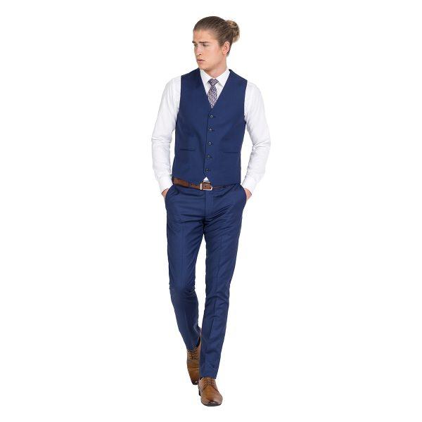 DHJK106-15 Rich Blue School Formal Jacket
