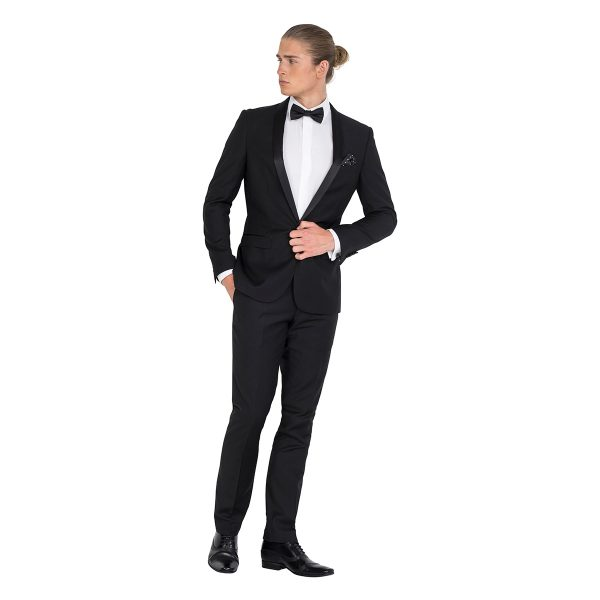 IJK046 Tailored Tuxedo School Ball Jacket