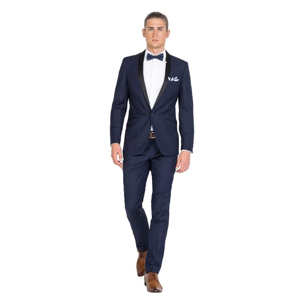 IJK048 Navy School Ball Dinner Suit