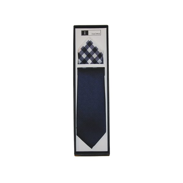 ITH011 Formal Long Tie & Hank Set
