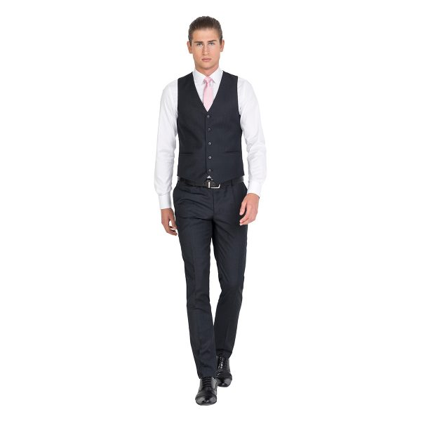 IV042 Issimo School Ball Tailored Fit Lounge Vest