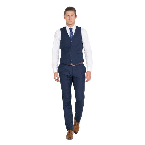 IV044 Issimo Tailored Fit School Ball Vest