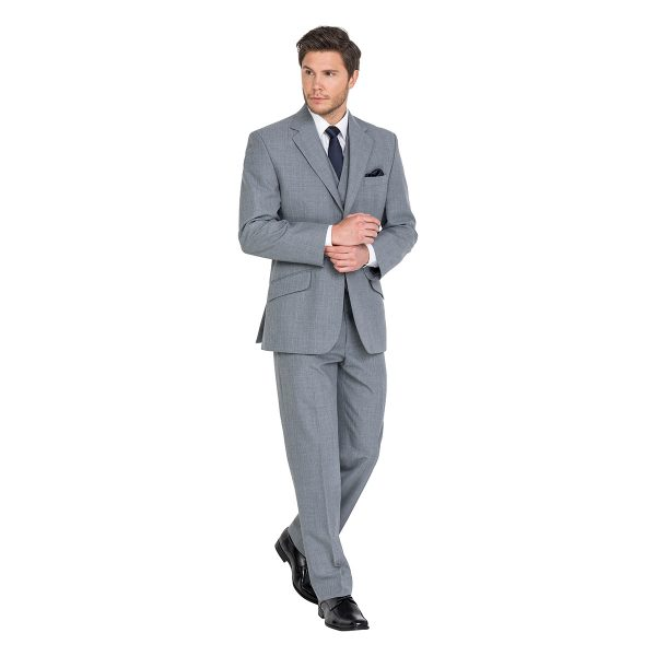 Mackenzie Grey School Ball Hire Suit