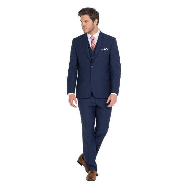 Nathan Blue Hire Suit School Formal
