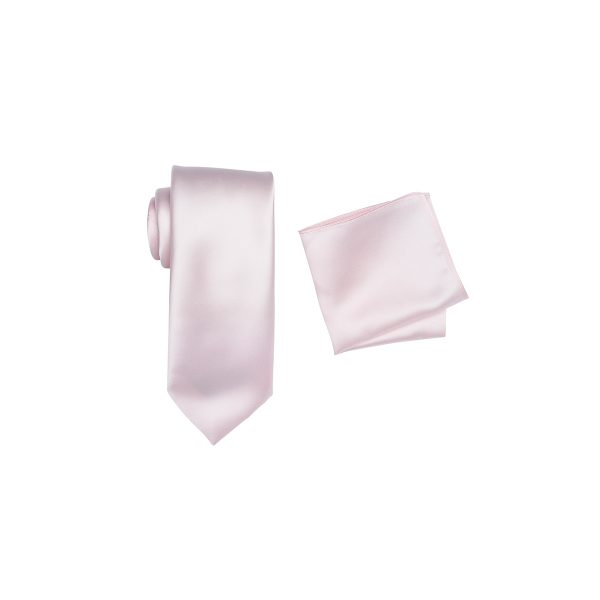 Satin Tie and Hank Set Hire Range School Formal