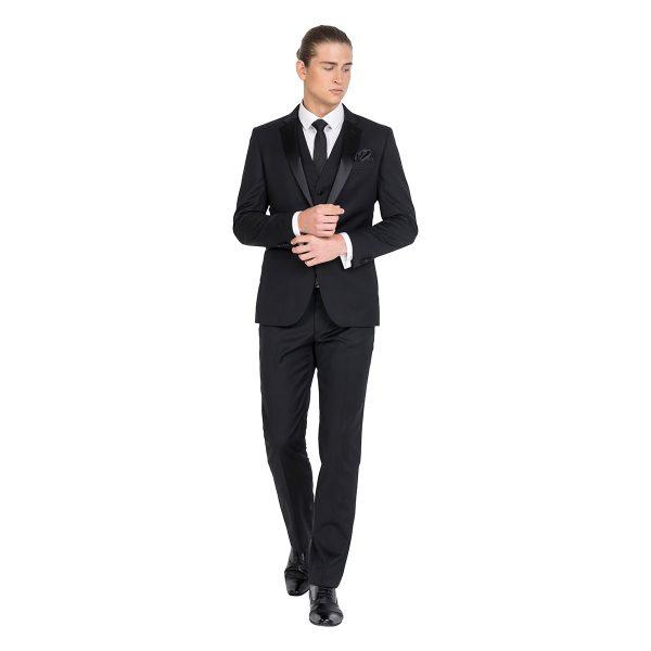 ZJK022 Tailored Fit School Ball Tuxedo Jacket