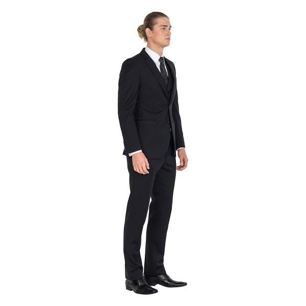 ZJK031 Classic Black School Formal Jacket
