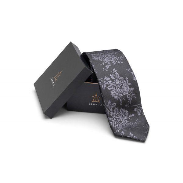 ZTH020 School Formal Black Tie & Hank Box Set