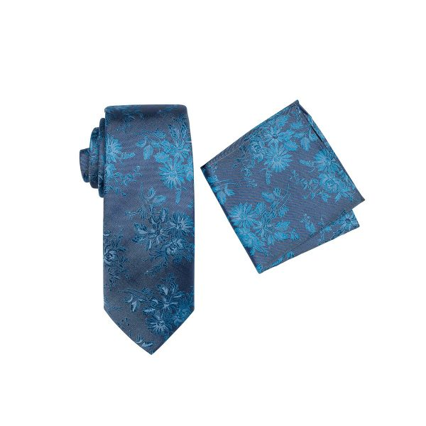 ZTH020 Teal Ball Tie & Hank Box Set