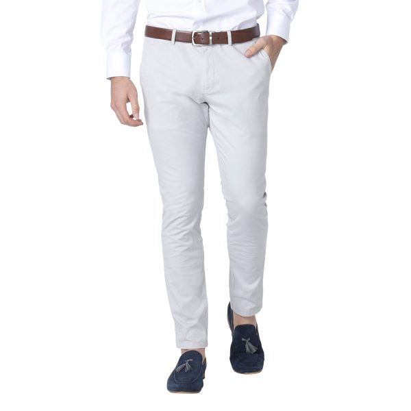 DHP490 Cotton Blend Stone Trouser