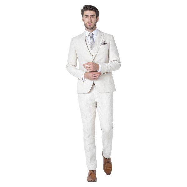 DHJK339 Linen School Ball Suit Jacket