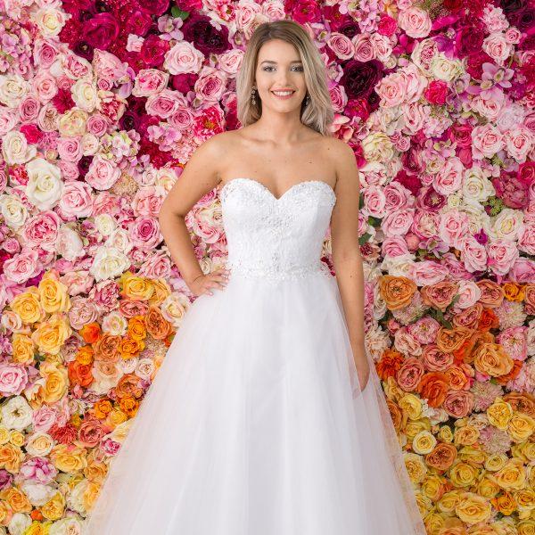 G213 Debutante Gown