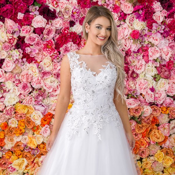 G214 Debutante Gown