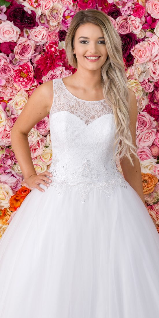 G219 Debutante Gown