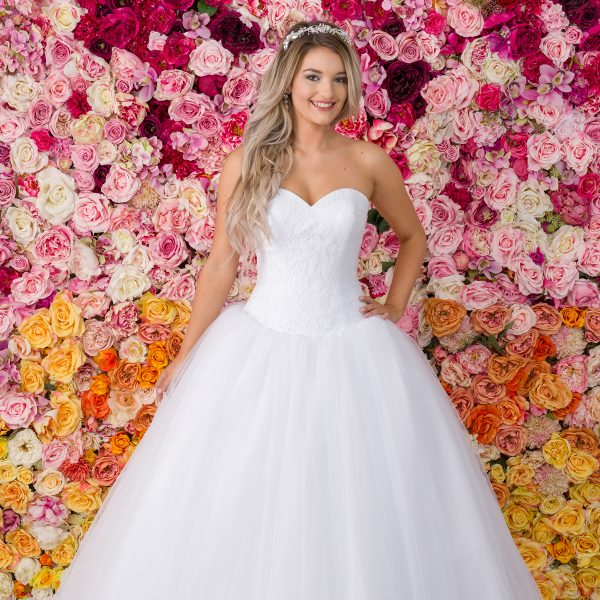 G221 Debutante Gown