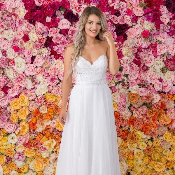 G243 Debutante Gown