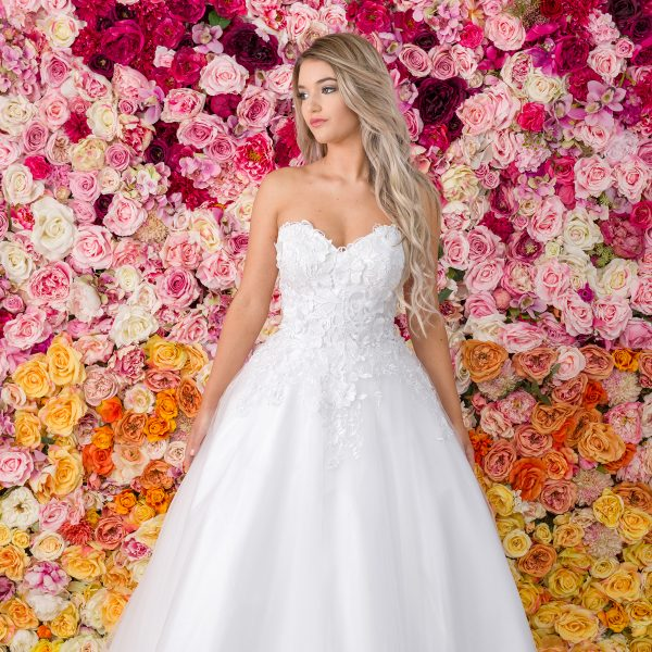 G247 Debutante Gown