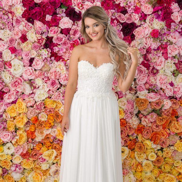 G248 Debutante Gown