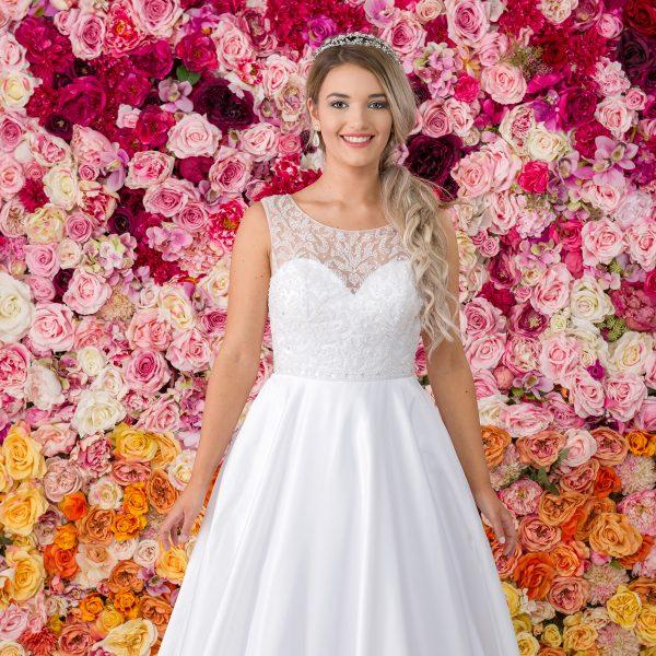G253 Debutante Gown
