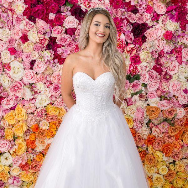 G255 Debutante Gown
