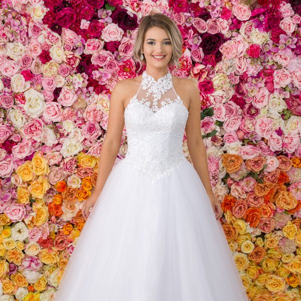 G256 Debutante Gown