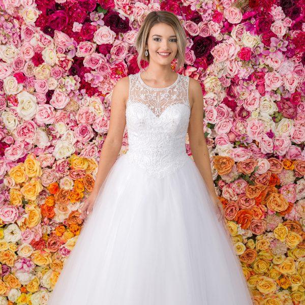 G257 Debutante Gown