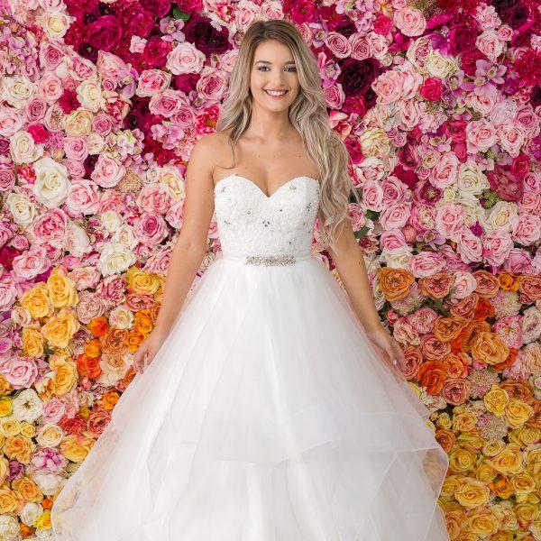 G259 Debutante Gown