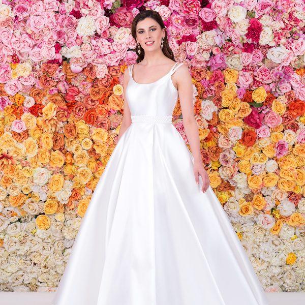 G261 Debutante Gown