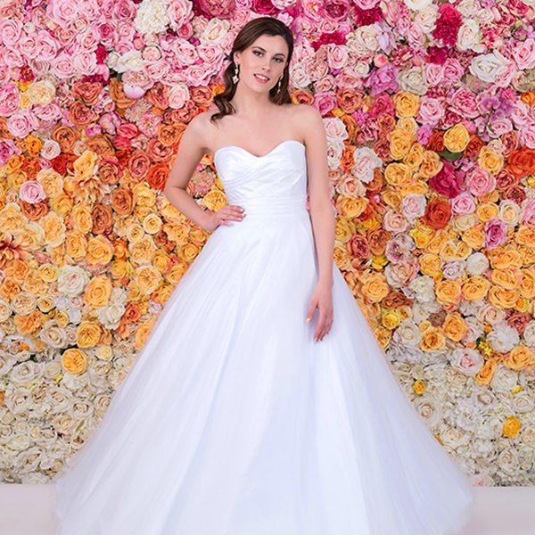 G263 Debutante Gown