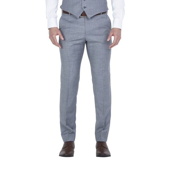 ZP046 Grey Tailored Trouser