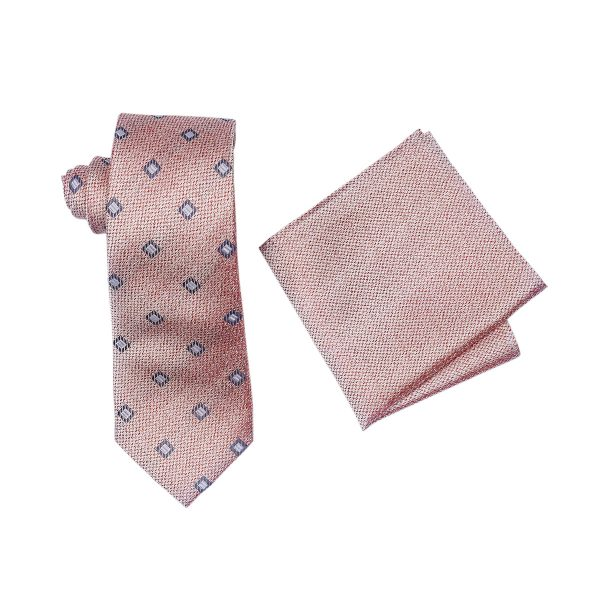 ZTH056 Red Tie and Hank Box Set
