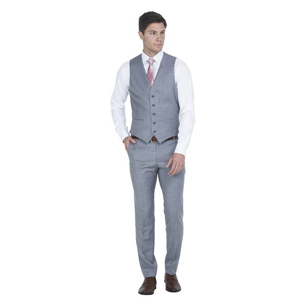 ZV046 Grey Lounge Vest