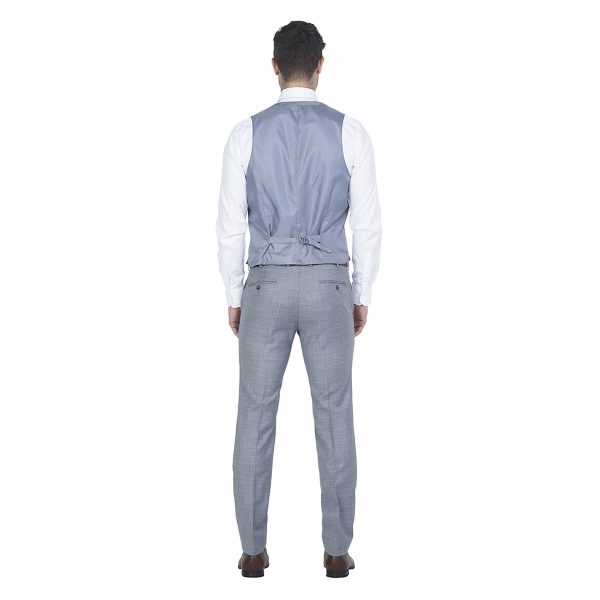 ZV046 Grey Lounge Vest